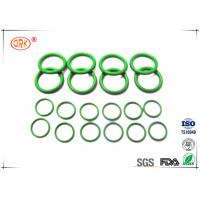 China Green NBR O Ring With High Pressure And Oil Resistance For Machinary wholesale