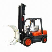 China Forklift with paper roll clamp wholesale