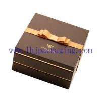 China paper box with shoulder wholesale