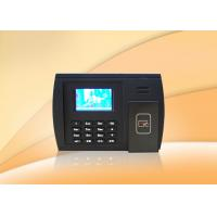 China 3 inch Punch Card Rfid Time Attendance Machine with RFID reader wholesale