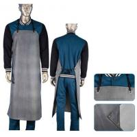 China Restaurant Supply Aprons , Canvas Coated Neoprene Industrial Work Aprons on sale