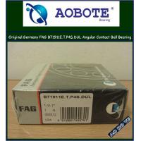 China Original Germany FAG B71911E.T.P4S.DUL Angular Contact Ball Bearing                     wholesale