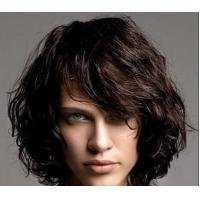 China Remy Human Hair Lace Front Wigs Adjustable Straps No Tangling wholesale