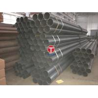 China Q345A Q345B GB/T3091 ERW Welded Steel Pipes For Low Pressure Liquid Delivery wholesale
