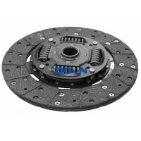 China Volvo Clutch Disc 1861996137 380mm Clutch Plate For Car wholesale