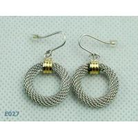 China New Fashion Dangle Drop Ring Earrings For Engagement, Gift, Party, Wedding wholesale