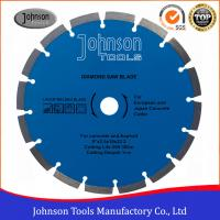 Wholesale 230mm Laser Diamond Circular Saw Blade , 9 Inch Diamond Blade from china suppliers