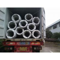 China Eco Friendly Galvanized Steel Wire Strand With Middle And High Carbon Steel Material on sale