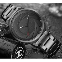 Quality Wholesale Cadisen  Fashion Men Simple Atmospheric Three Needles Waterproof 30m Quartz Wrist Watches C9056 for sale