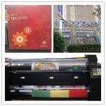 China 2.2M Sublimation Fabric Printer Banner Flag Printing Machine CE wholesale