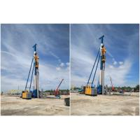 China High Efficiency Hammer Piling Machine For Engineering Foundation Piling wholesale