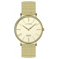 China 41.0mm round case mesh band  steel  wrist watches for men, stainless steel watch wholesale