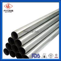 China Food Grade 310S 321 Stainless Steel Sanitary Tubing Hot / Cold Rolled on sale