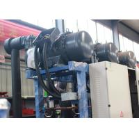 China Industrial Screw Water Cooled Condensing Unit  R404a / R22 Refrigerant wholesale