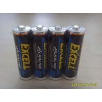 China Excell Aa/lr6 Alkaline Battery on sale