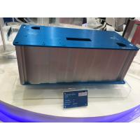 China CNC Deep Processing Aluminium Enclosures with Blue Anodize Color wholesale
