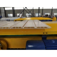 Quality 25kw PVC Sheet Extrusion Line For Wood Plastic Door Board for sale