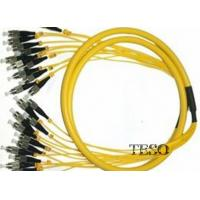 China SC / FC Fiber Optic Patch Cables High Performance With Mini Branch on sale