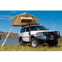 China Easy On 4x4 Roof Top Tent Stainless Steel Pole Material For 2 Person wholesale