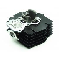 China 2 Stroke Suzuki Engine Block , Air Cooled Aluminum Alloy Cylinder Ax100 wholesale