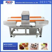 China MCD - F500QF Food Processing Metal Detector for Bread / Ice cream / Sugar wholesale