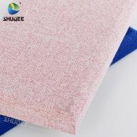 Buy cheap Polyester Fabric 0.95 Soundproof Absorption Panels from wholesalers