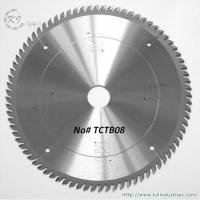 China TCT Circular Saw Blade for Cutting Laminated Panels and Particleboard wholesale