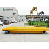 China 5 t motorised  railway bogie price for steel mill coil movement on sale