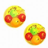 China Eco-friendly Fridge Magnet, Made of 157gsm Art Paper with Lamination, for Promotional Purposes wholesale