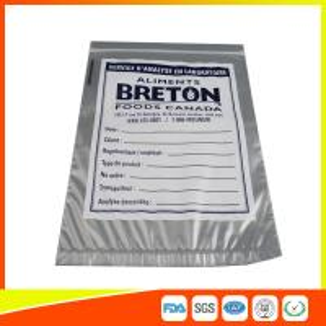 China Custom Printed Zip Lock Safeguard Specimen Bag For Medical / Laboratory wholesale