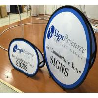 China A Frame Banner Stand Double Side Banner Frame Display Pop Ups S,M,L Sizes wholesale