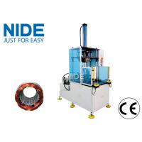 China NIDE Stator Winding Coil middle Forming Machine with PLC and hydraulic system wholesale