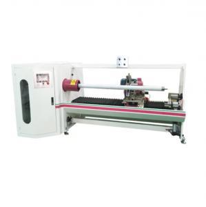 China 1.5KW 220V Automatic PE Foam Roll Straightening Cutting Machine wholesale