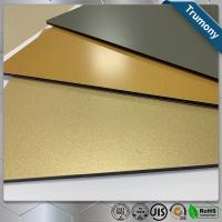China Decoration Stainless Steel Composite Panel High Grade Color Painted For Fireproof wholesale