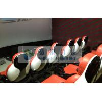 China Fashionable Large Screen 5D Theater System For Family Entertaiment wholesale