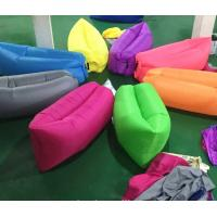 Buy cheap 2016 inflatable lazy lamzac hangout sofa or bag from wholesalers