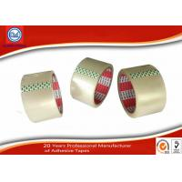 China 48mm Width Pressure Sensitive BOPP Packaging Tape Transparent wholesale