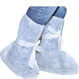 China Automatic Medical Disposable SMS/PP Nonwoven Boot Cover Making Machine wholesale