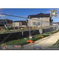 China 2m high X 2.5m Width Temporary Event Fence Panel Sales AS4687-2007  Standard (China Supplier) wholesale