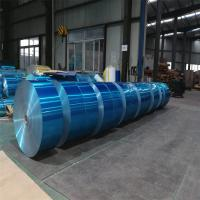 China Industrial Aluminum Foil Rolls Hydrophilic Foil Coating Layer Performance wholesale