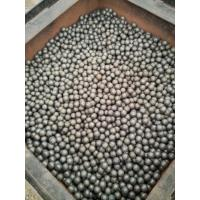 China Dia 20 - 40mm Precision Steel Balls Hot Rolling Forged For Ball Mill wholesale