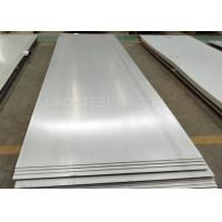 China 304 304L Stainless Steel Plate 0.3-6mm Thickness Excellent Corrosion Resistance wholesale