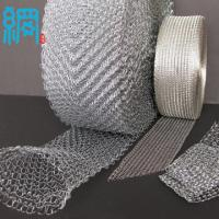 China 304 316 321 Stainless Steel Knitted Wire Mesh (S.S. Knitted wire mesh) wholesale