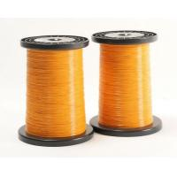 China Different Colors Enamelled Copper Wire 0.15 - 1.0mm Triple Insulated Wire wholesale