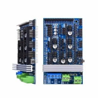 China 4 Layers Ramps 1.6 3D Printer Board Support Five Motor Drivers wholesale