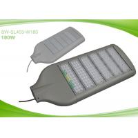 China 120° Beam Angle Modular 180w LED Road Lighting Lamp with UL listed Mean Well 180pcs LED wholesale