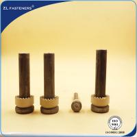Quality SO 13918 Shear Connector Studs , Welded Shear Studs Plain Finish SWRCH15A for sale