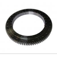 China SD.855.25.00.B No gear slewing ring rotary bearing (855*655*63mm) for slewing tower cranes wholesale