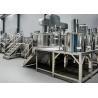 Buy cheap Automatic vacuum homogenizing emulsifier/ gel emulsifier making machine/chemical from wholesalers