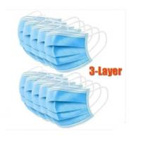 China Anti Pollution Disposable Protective Mask Skin Friendly Regular Audlt Size wholesale